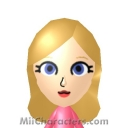 Princess Peach Mii Image by blackhorse