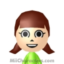 Animal Crossing Female Villager Mii Image by blackhorse