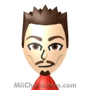 Tony Stark Mii Image by Ponnie