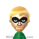 Green Arrow Mii Image by Golden