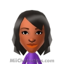 Kerry Washington Mii Image by Golden