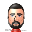 William Riker Mii Image by Cath
