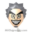 Mad Scientist Mii Image by Alien803