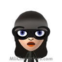 Catwoman Mii Image by tigrana