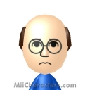 George Costanza Mii Image by hierogriff