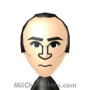 9th Doctor Mii Image by hierogriff