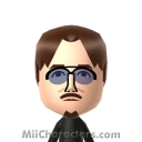 Robert Downey Jr. Mii Image by OnyxOsprey