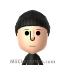 Michael Jones Mii Image by OnyxOsprey