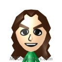 """Weird Al"" Yankovic Mii Image by super8bitable"