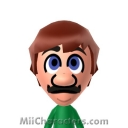 Luigi Mii Image by Golden