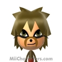 Rocket Racoon Mii Image by tigrana