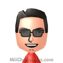 Michael Crimson Mii Image by Mike 4