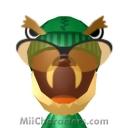 Green Dragon Mii Image by tigrana
