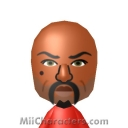 Ahmed Johnson Mii Image by Eben Frostey