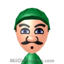 Luigi Mii Image by ThomasMiis