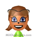 Marine the Raccoon Mii Image by Discord