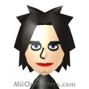 Robert Smith Mii Image by LanaSmellRey