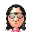 "Bret ""The Hitman"" Hart Mii Image by Tocci"