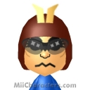 Captain Falcon Mii Image by Great G