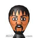Roman Reigns Mii Image by TheY2AProblem