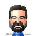 Billy Mays Mii Image by ZERO-SHIFT