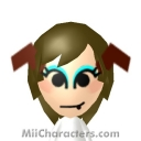 Lady Bow Mii Image by Hexicune