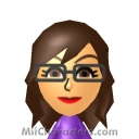 Sarah Staggs Mii Image by randomgurl