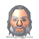 Gandalf the White Mii Image by rhb