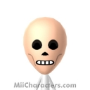 Skeleton Mii Image by tigrana