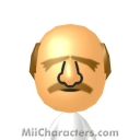 The Swedish Chef Mii Image by Hoogomoogo