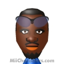 Lebron James Mii Image by St. Patty