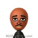 Tupac Shakur Mii Image by J1N2G