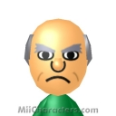 Mr. Costington Mii Image by M T T