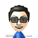 Isaac the Blind Mii Image by M T T