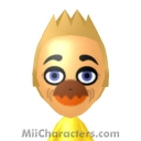 Chica the Chicken Mii Image by Ik3A