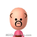 Pig Mii Image by Master Core