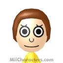 Morty Smith Mii Image by J1N2G