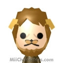 Lion Mii Image by Chase2183