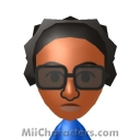 Ab-Soul Mii Image by JBass93