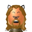 The Cowardly Lion Mii Image by Andy