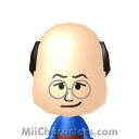 George Costanza Mii Image by Lumpofcole