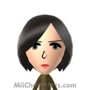 Mikasa Ackerman Mii Image by Andy Anonymous