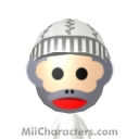 Sock Monkey Mii Image by Chase2183
