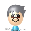 Blue Angry Bird Mii Image by EvilVamp