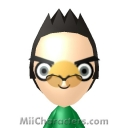Green Angry Bird Mii Image by EvilVamp