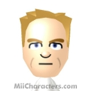 Adam Sessler Mii Image by Raevyn