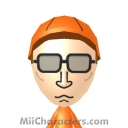 Dale Gribble Mii Image by The152Cat!
