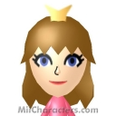 Princess Peach Mii Image by Jocelyn007