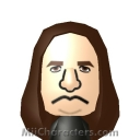 "George ""Corpsegrinder"" Fisher Mii Image by Sheri"
