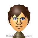The 4th Doctor Mii Image by SkoomaCat